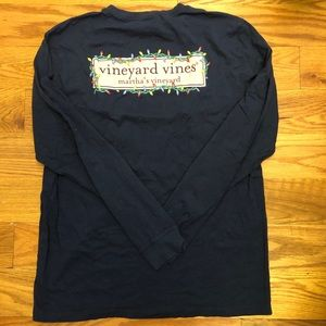 Vineyard Vines Holiday T Shirt
